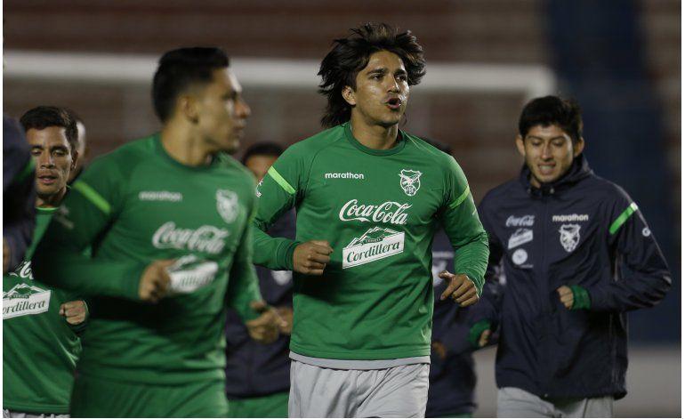 Un Brasil en alza recibe a Bolivia en eliminatorias