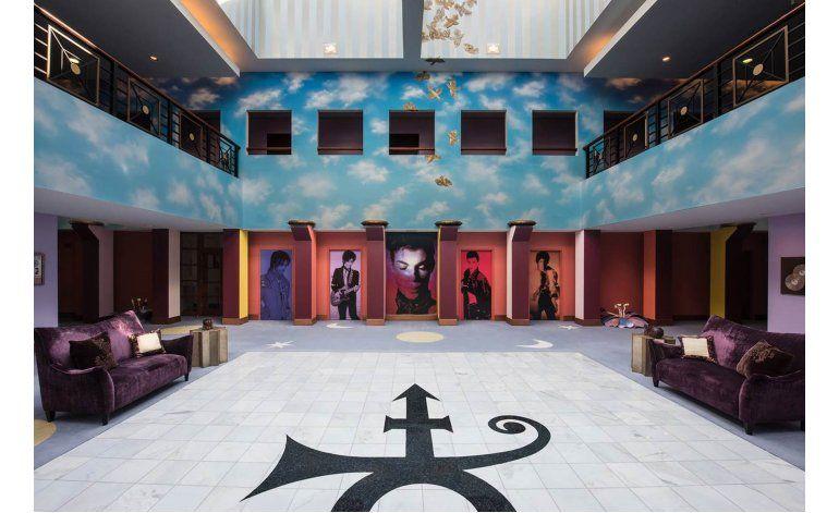 Paisley Park: Visitantes verán estudio y recuerdos de Prince