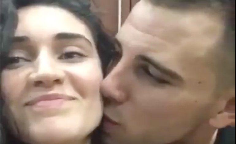 Sale a la luz lo que pudo ser uno de los últimos videos de José Fernández con su novia