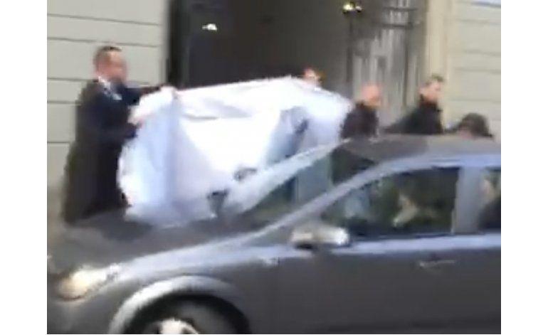 Tarjeta roja de FIFA a hotel donde se arrestó a dirigentes