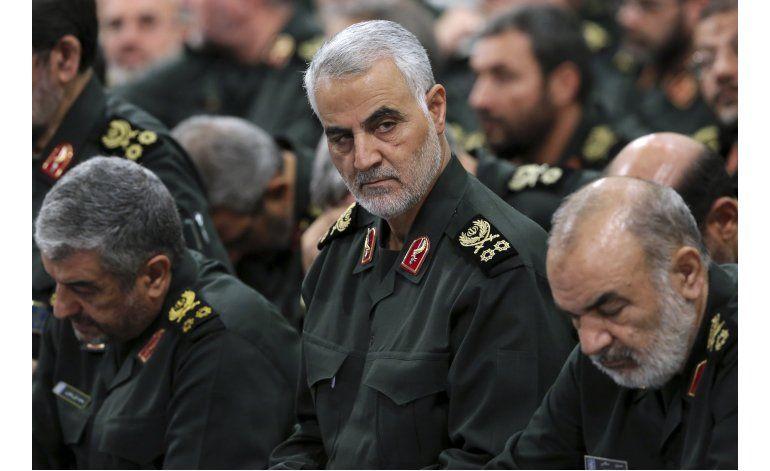 Saudíes hacen maniobras, general iraní habla de regicidio