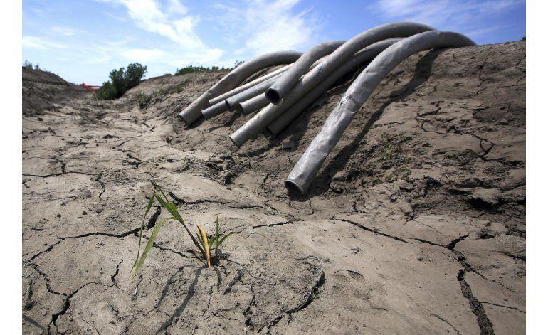 El suroeste de EEUU enfrenta amenaza de mega sequías