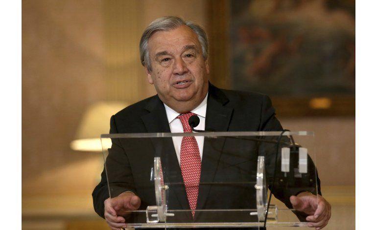 Consejo de Seguridad de ONU aprueba formalmente a Guterres