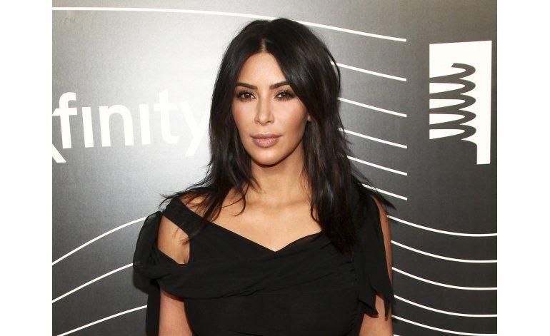 Kim Kardashian West sale de apartamento en NY