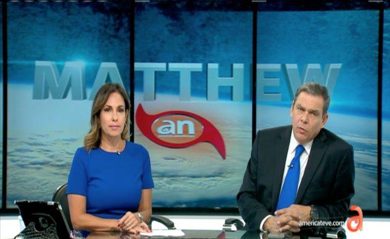 Cobertura Especial: así se vivió el Huracán Matthew en Miami –Dade y Broward