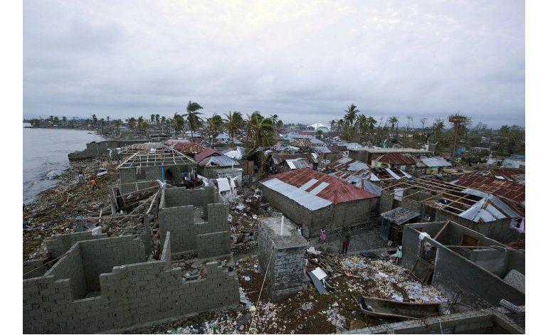 Aumenta cifra de muertos en Haití por huracán Matthew