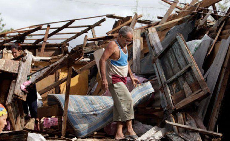 Oriente cubano, todavía a la espera de calcular daños
