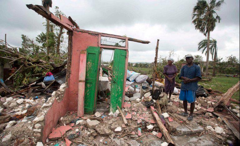 La desolación en Haití desde un drone: así quedó el país más afectado por el huracán Matthew