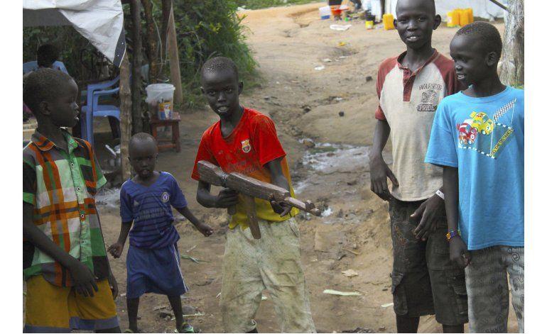 EEUU permite ayuda a países con niños soldados