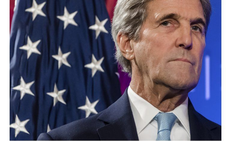 Kerry pide investigar a Rusia y Siria por crímenes de guerra