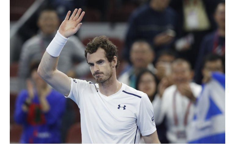 Nadal eliminado, Murray avanza a semis en China