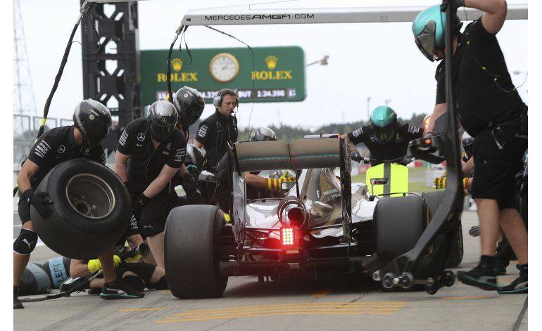 Jefe técnico de Mercedes rechaza sabotaje a Lewis Hamilton