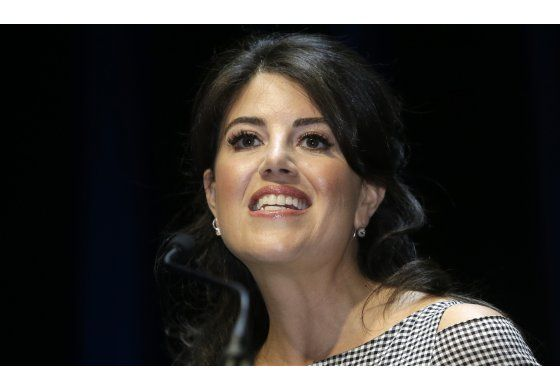 Mónica Lewinsky otra vez en el candelero