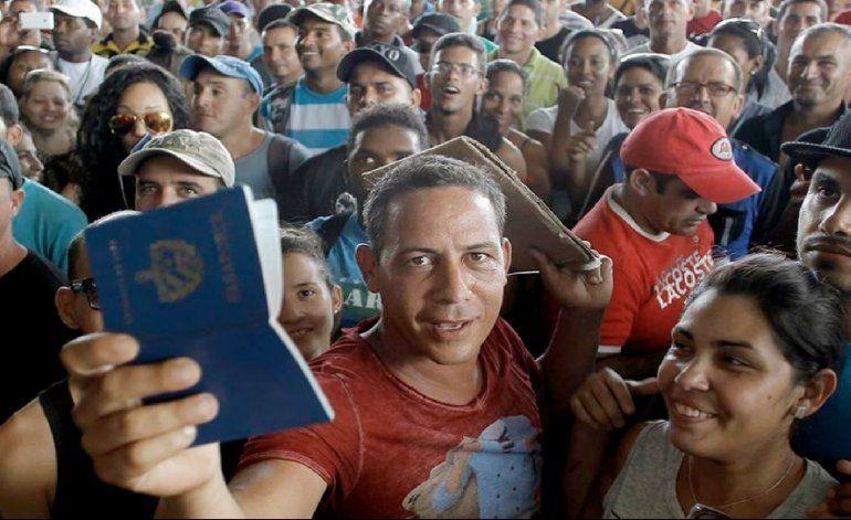 Más de 50.000 cubanos ingresaron a EE.UU. en el año fiscal 2016