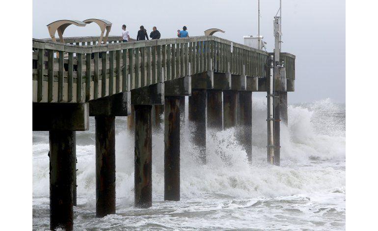 Matthew amenaza ciudades históricas del sur de EEUU