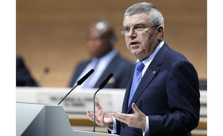 Líderes olímpicos discuten sistema global antidopaje