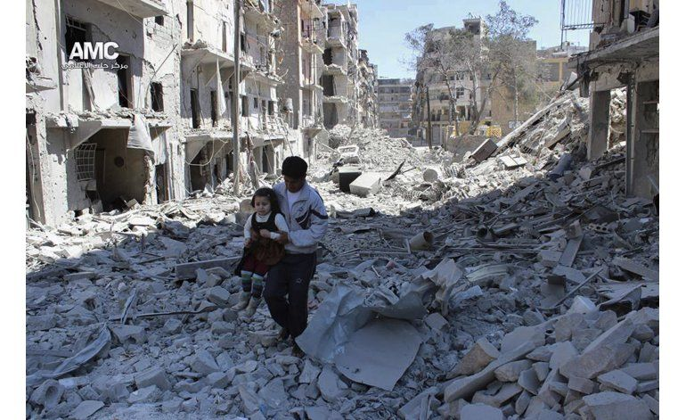 UNICEF pide fin de situación extrema en Alepo