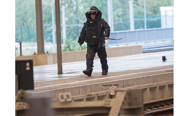 Policía alemana halla explosivos en apartamento en redada