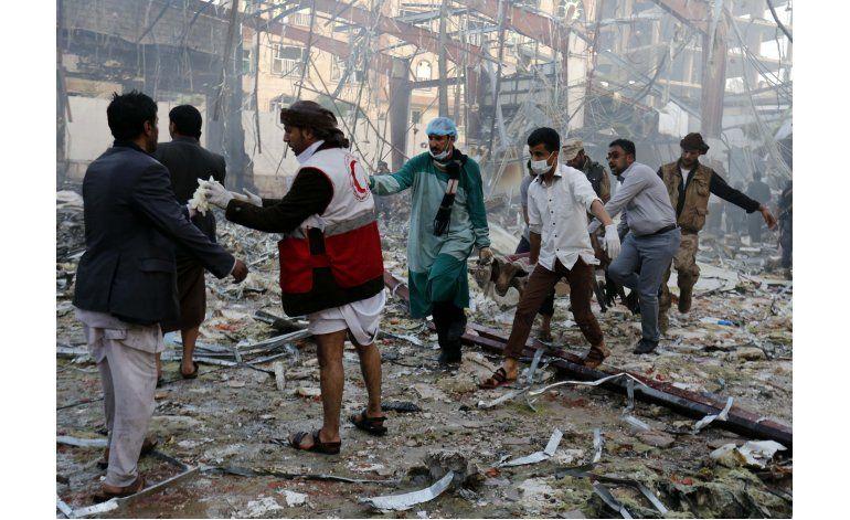 ONU: Ataque aéreo deja más de 140 muertos en Yemen