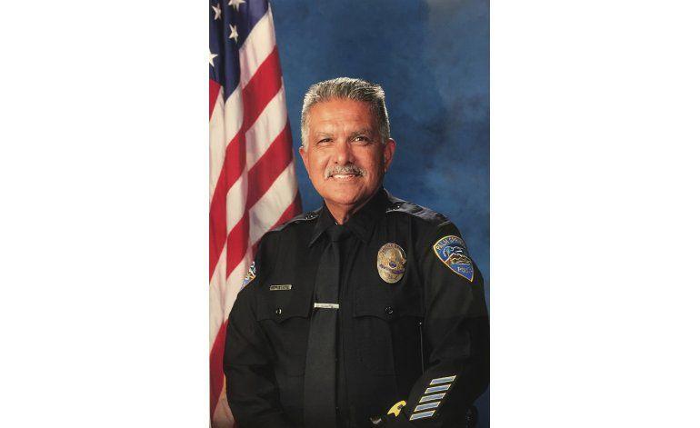 Detienen a hombre que mató a dos policías en California