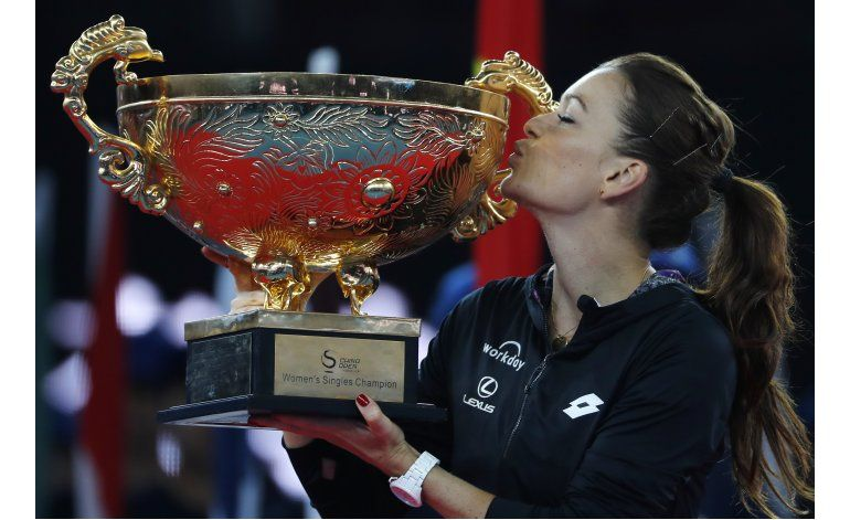 Murray y Radwanska se coronan en China