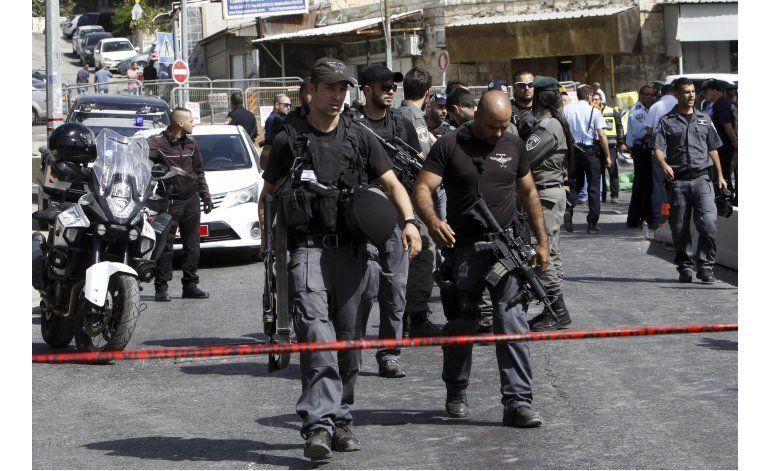 Tiroteos en Jerusalén dejan dos muertos y cinco heridos