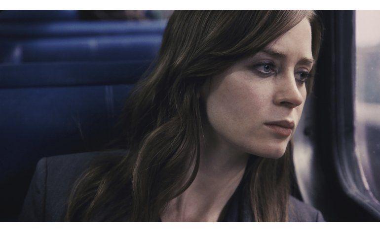 The Girl on the Train encabeza taquillas en su estreno