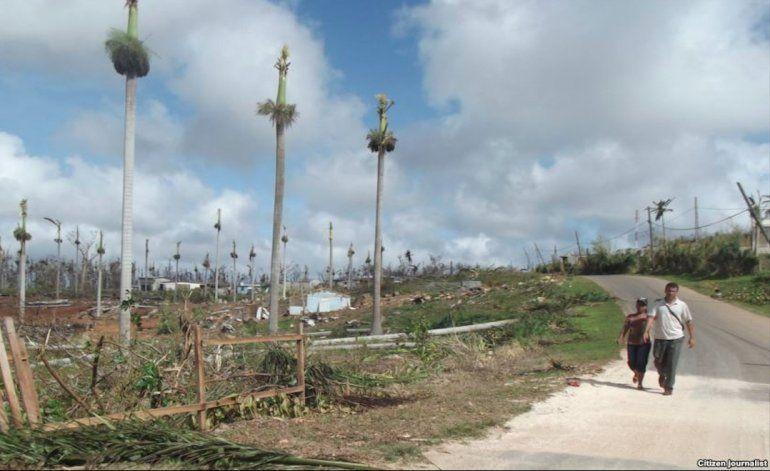 Matthew en Cuba: relatos de tristeza y desolación en campos y ciudades