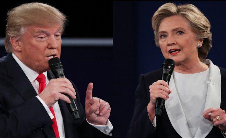 Detector de mentiras: ¿cuánta verdad hay en lo que dicen Clinton y Trump?