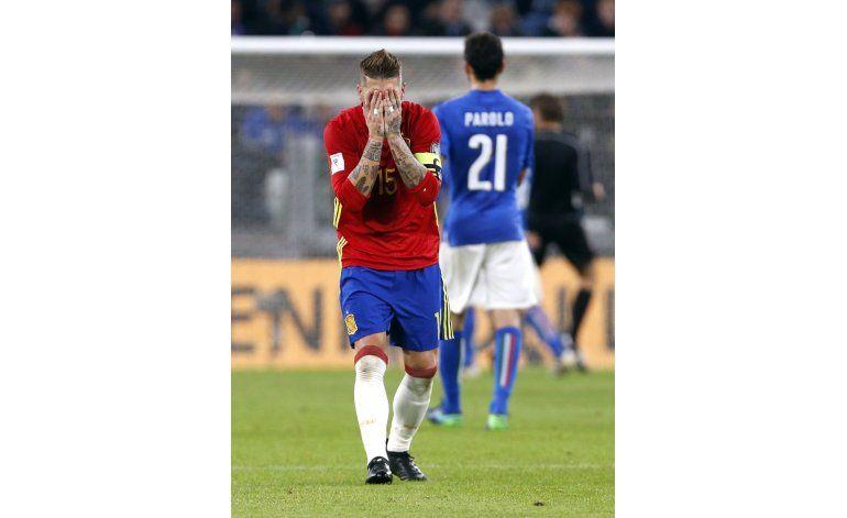 Sergio Ramos se perderá 6 semanas por lesión de rodilla