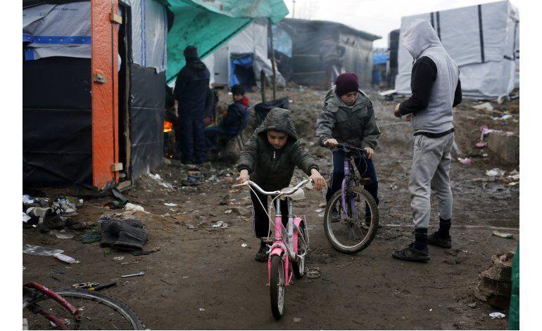 Gran Bretaña recibirá niños migrantes desde Francia