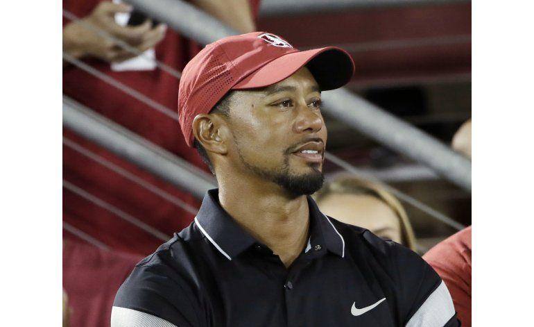 Tiger Woods descarta su participación en el Abierto Safeway