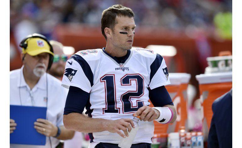 Tras ganar con Brady, los Patriots vuelven a la normalidad