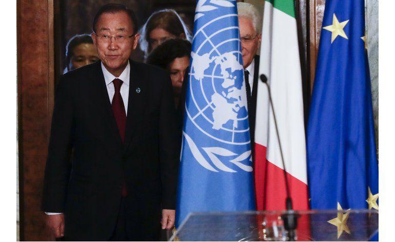 Jefe de la ONU critica pena de muerte por terrorismo