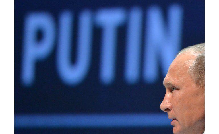Putin propone vetar deportistas con exenciones terapéuticas
