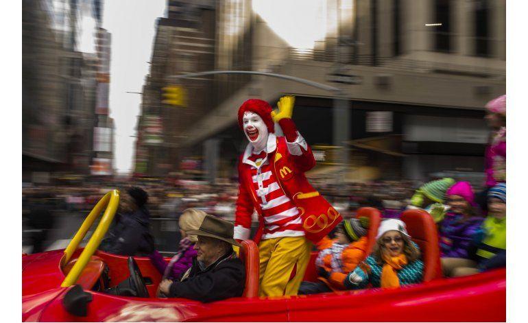 McDonalds reacciona a reportes de payasos horripilantes