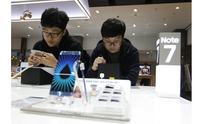 El tropiezo de Samsung castiga también a los usuarios