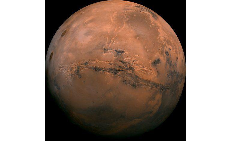 Obama ratifica objetivo de EE.UU. de enviar humanos a Marte