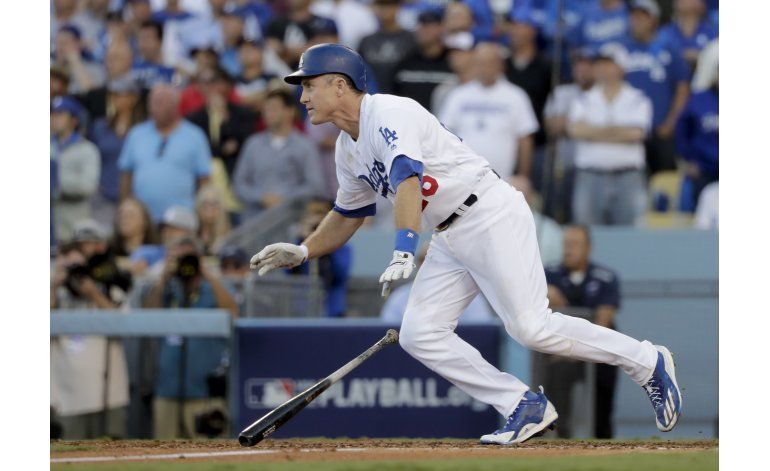 Dodgers superan a Nacionales y obligan a 5to juego