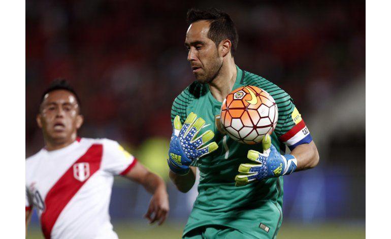 Mundial: Vidal salva a Chile ante Perú y mantiene esperanza