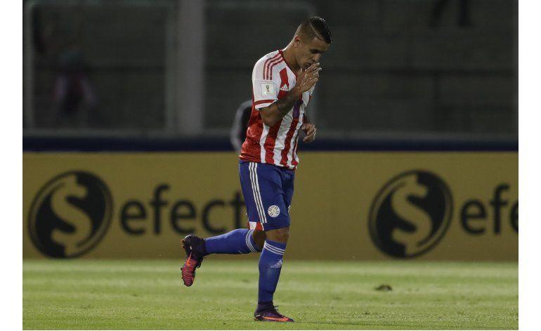 Argentina cae en casa ante Paraguay y está en predicamentos