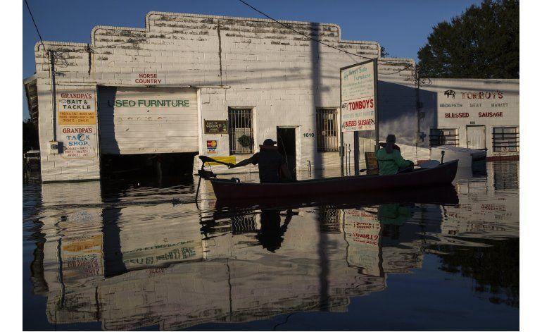 El huracán Matthew podría costar 10.000 mlns dólares en EEUU