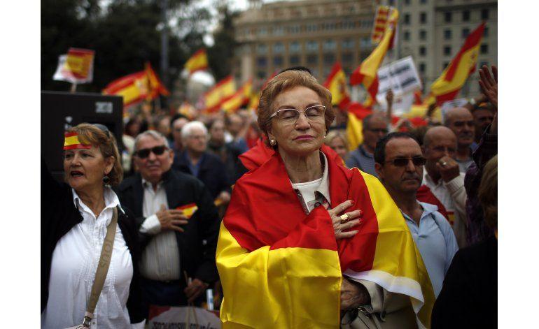 España celebra su fiesta nacional con un gobierno interino