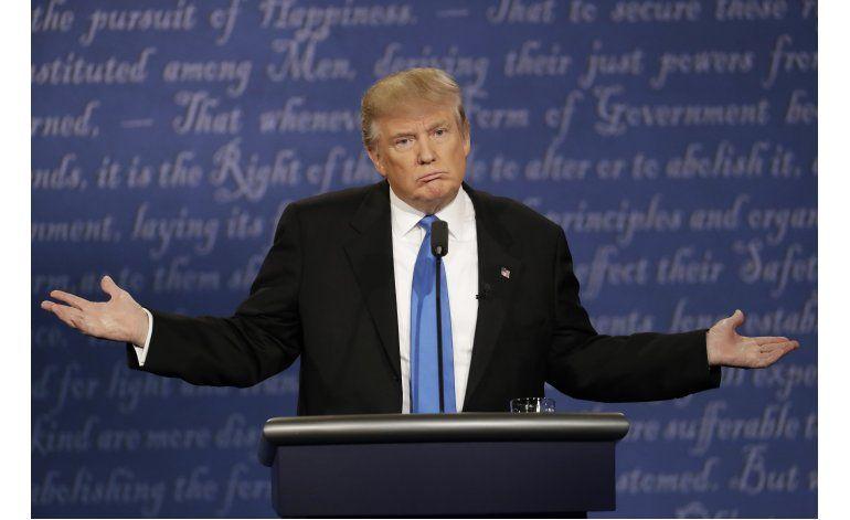 2 mujeres dicen a diario que Trump las tocó inapropiadamente
