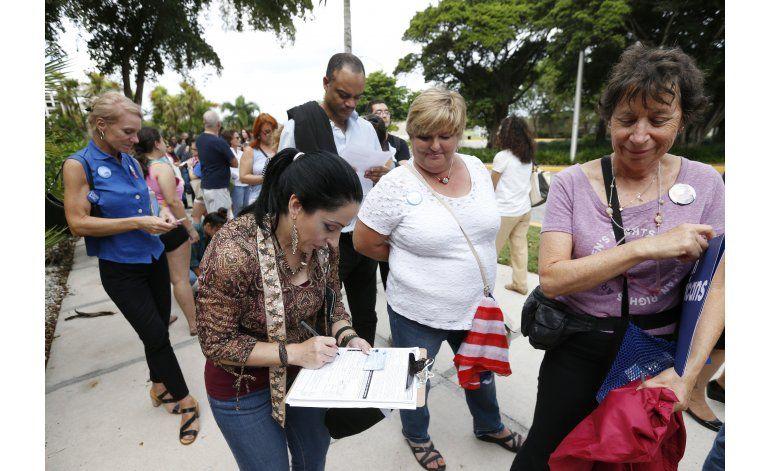Florida: Juez extiende registro de votantes por Matthew