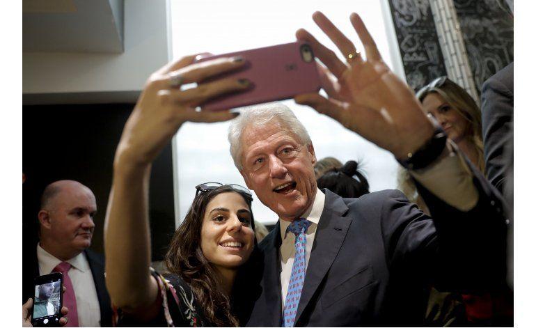 A electorado joven no le importa los amoríos de Bill Clinton