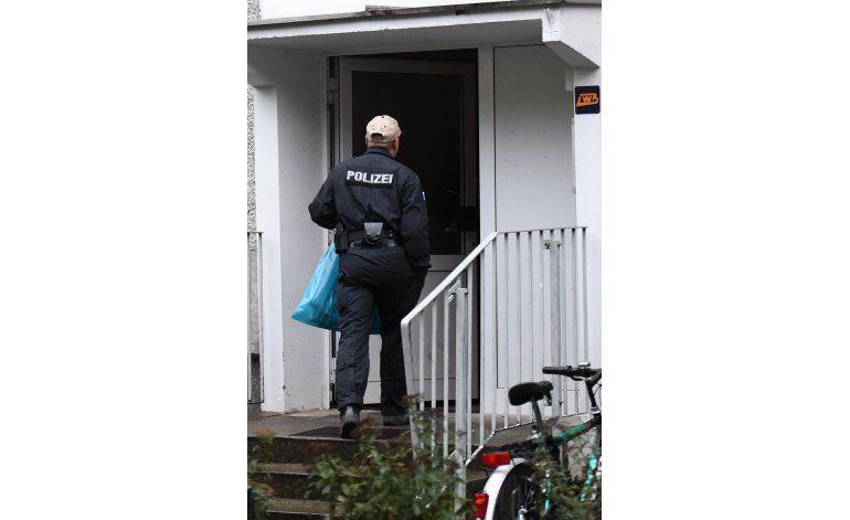 Presunto extremista islámico se suicida en celda en Alemania