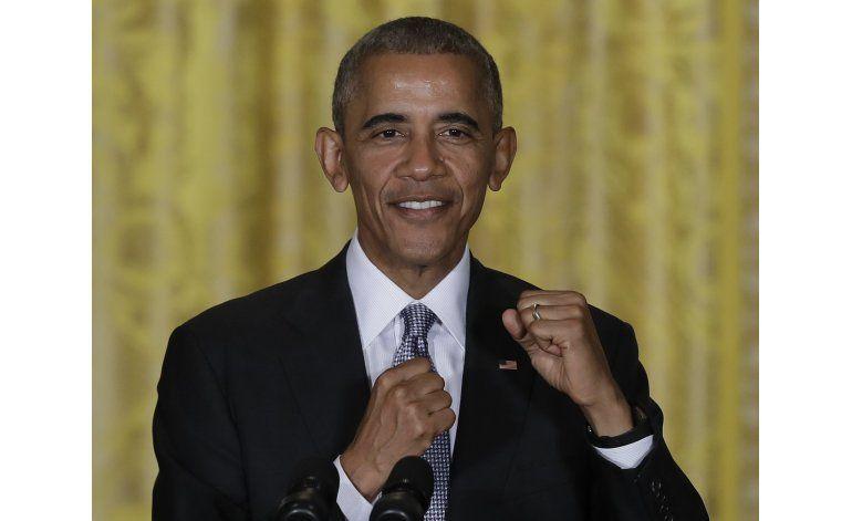 Obama habla de progreso de hispanos en salud y educación