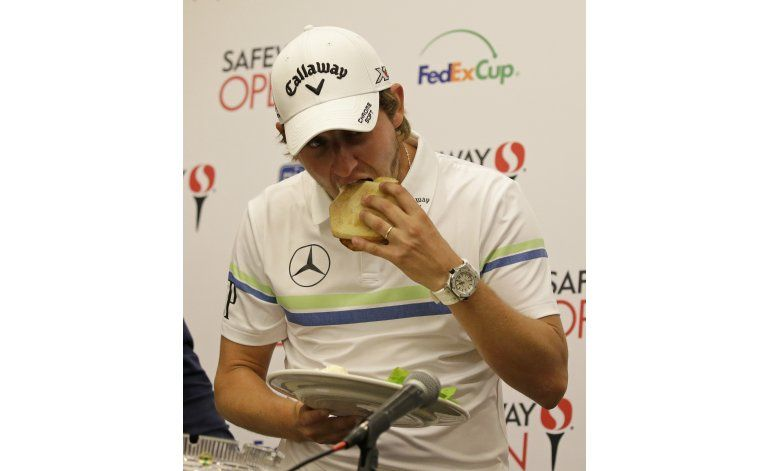 Argentino Grillo, Novato del Año en  la PGA
