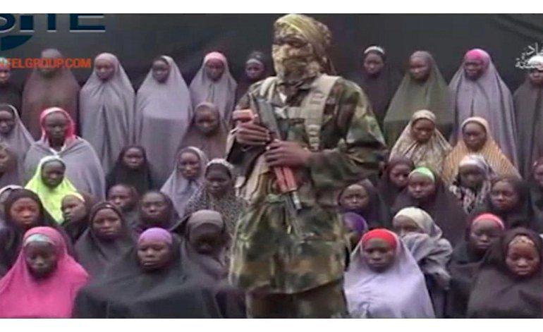 Nigeria anuncia liberación de 21 secuestradas en Chibok